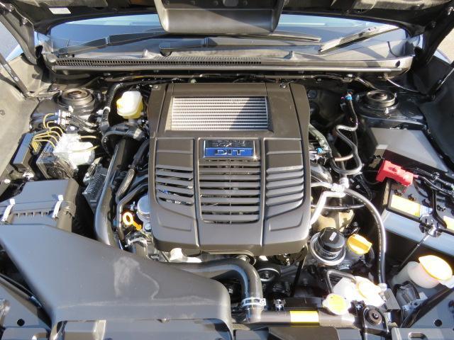 水平対向エンジン+直噴ターボ+シンメトリカルAWDはスバルの真骨頂♪