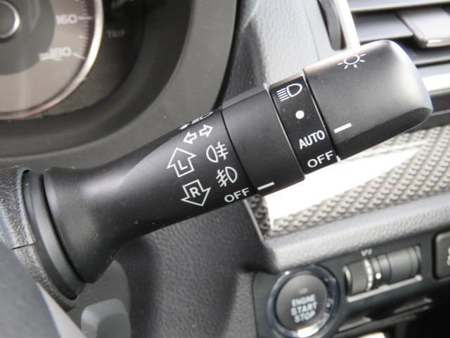 オートライトを装備しているので、ライトの点け忘れ、消し忘れ心配なしです☆