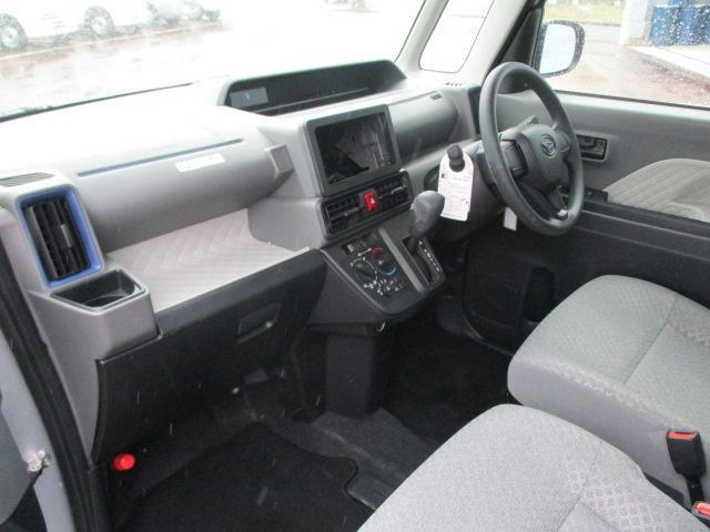 L キーレス/オートライトヘッドランプLED アイドリングストップ パワーウインドウ スライドドア マニュアルエアコン パワーステアリング オートマチックハイビーム 保証書 エアバッグ 横滑り防止装置(6枚目)
