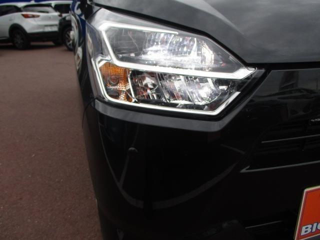 X リミテッドSAIII 届出済未使用車 LEDヘッドライト(17枚目)
