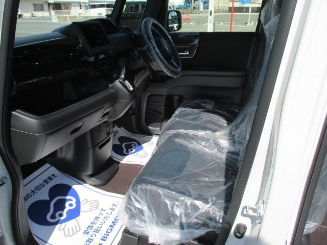 G・Lターボホンダセンシング 両側オートスライドドアアルミホイール純正15インチ ヘッドランプLED アイドリングストップエンジンスタートボタンオートエアコン エアバッグ 衝突被害軽減ブレーキ 盗難防止システム ETC(6枚目)