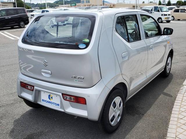 L EBD付ABS/横滑り防止装置/アイドリングストップ/エアバッグ 運転席/エアバッグ 助手席/パワーウインドウ/キーレスエントリー/シートヒーター 前席/パワーステアリング/FF/マニュアルエアコン(3枚目)