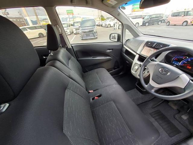 カスタムX SA 社外 7インチ メモリーナビ/ヘッドランプ LED/ETC/EBD付ABS/横滑り防止装置/アイドリングストップ/TV/エアバッグ 運転席/エアバッグ 助手席/アルミホイール/パワーウインドウ(5枚目)