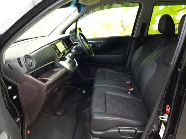 G・Aパッケージ 社外 7インチ メモリーナビ/シート ハーフレザー/ヘッドランプ HID/ETC/EBD付ABS/横滑り防止装置/アイドリングストップ/TV/エアバッグ 運転席/エアバッグ 助手席 ワンオーナー(6枚目)