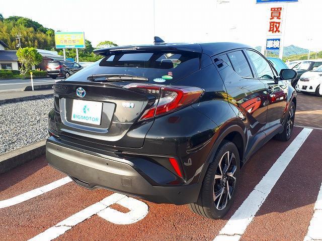 「トヨタ」「C-HR」「SUV・クロカン」「山口県」の中古車3
