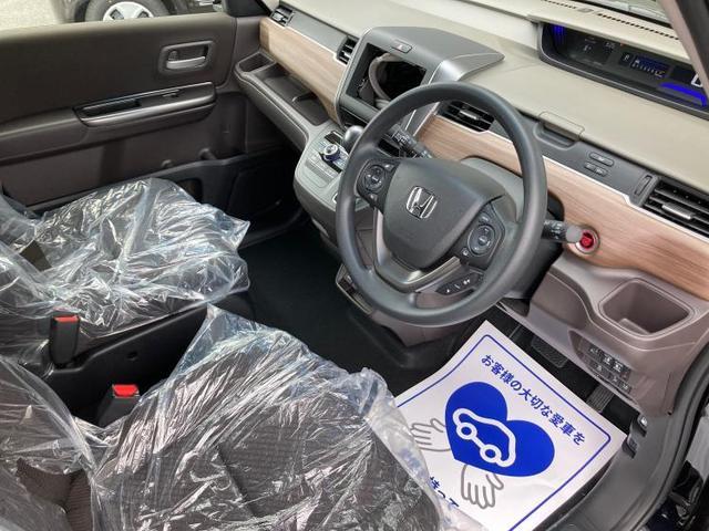 Gホンダセンシング 登録済未使用車/ナビ装着用スペシャルPKG/両側パワースライドドア/両側電動スライドドア/車線逸脱防止支援システム/EBD付ABS/横滑り防止装置/アイドリングストップ/クルーズコントロール 禁煙車(5枚目)