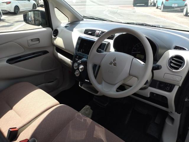 E EBD付ABS/エアバッグ 運転席/エアバッグ 助手席/パワーウインドウ/キーレスエントリー/パワーステアリング/FF/マニュアルエアコン 禁煙車 盗難防止装置(5枚目)