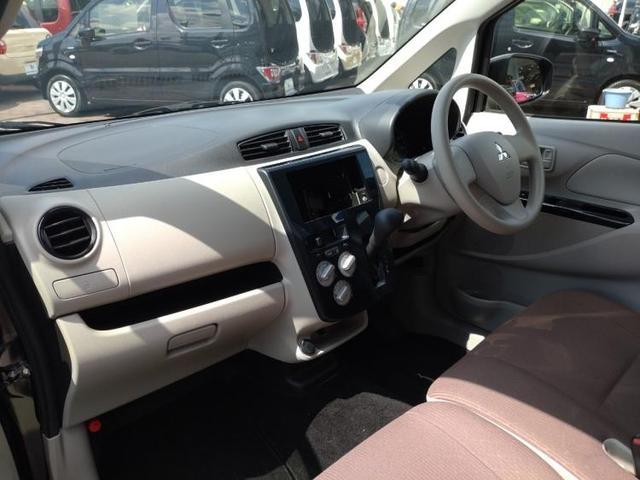 E EBD付ABS/エアバッグ 運転席/エアバッグ 助手席/パワーウインドウ/キーレスエントリー/パワーステアリング/FF/マニュアルエアコン 禁煙車 盗難防止装置(6枚目)