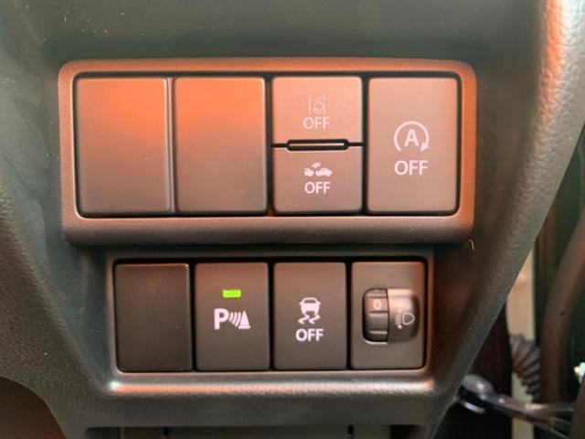 FX デュアルセンサーブレーキサポート/EBD付ABS/横滑り防止装置/アイドリングストップ/エアバッグ 運転席/エアバッグ 助手席/パワーウインドウ/オートエアコン/パワーステアリング/盗難防止システム(9枚目)