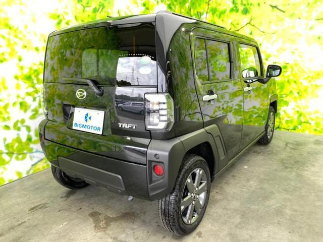 Gターボ 車線逸脱防止支援システム/パーキングアシスト バックガイド/ヘッドランプ LED/EBD付ABS/横滑り防止装置/アイドリングストップ/クルーズコントロール/ルーフレール LEDヘッドランプ(3枚目)