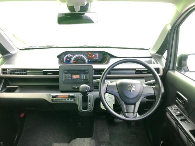 FX スズキセーフティサポート CDオーディオ/EBD付ABS/横滑り防止装置/アイドリングストップ/エアバッグ 運転席/エアバッグ 助手席/パワーウインドウ/オートエアコン/パワーステアリング(4枚目)