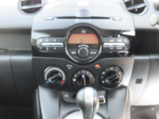 マツダ デミオ 13C-V スマートエディションII