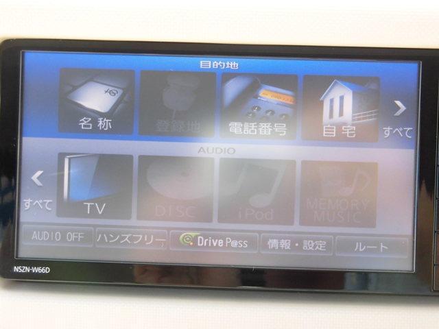 660 プラス X ナビ地デジDVD再生 ETC(12枚目)