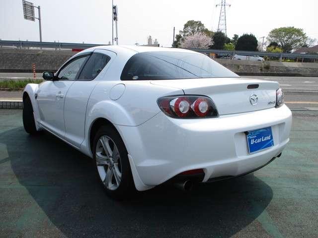 「マツダ」「RX-8」「クーペ」「山口県」の中古車8
