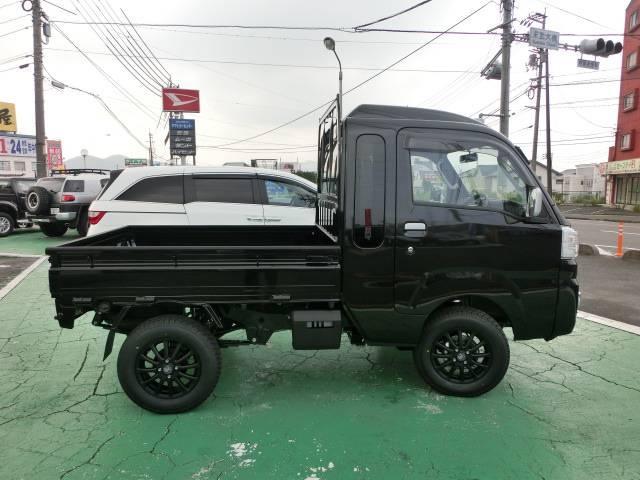 ダイハツ ハイゼットトラック ジャンボ 公認サムライピックアップコンプリート