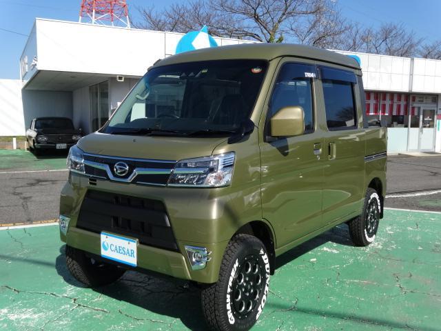 デッキバンG 4WD 公認サムライWキャブコンプリート(4枚目)