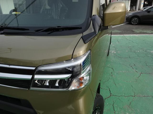 デッキバンG 4WD 公認サムライWキャブコンプリート(10枚目)