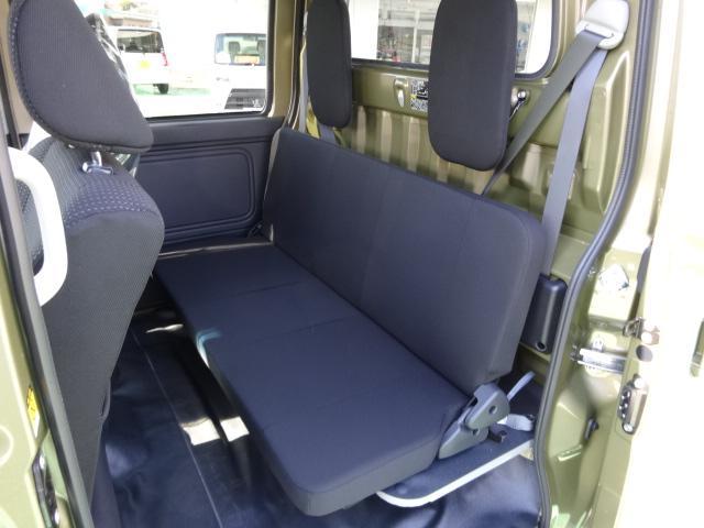 デッキバンG 4WD 公認サムライWキャブコンプリート(14枚目)