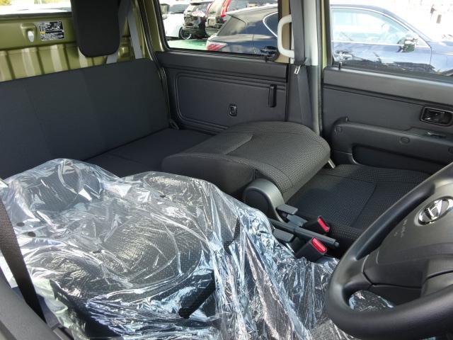 デッキバンG 4WD 公認サムライWキャブコンプリート(17枚目)