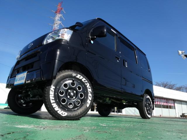 クルーズターボ 4WD サムライカーゴ公認3インチリフトUP(2枚目)