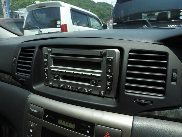 トヨタ カローラフィールダー X キーレス アルミ CD MD