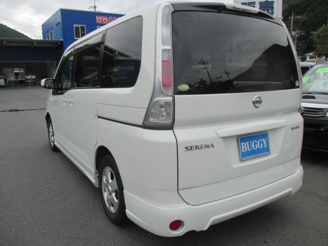 日産 セレナ 20RX