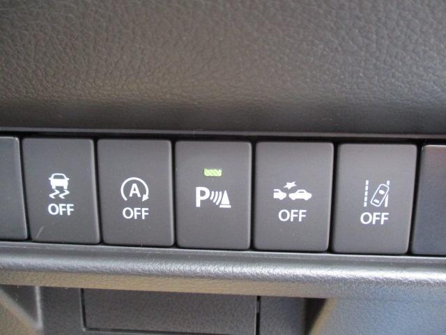 安心の「スズキセーフティーサポート」があなたのドライブをサポートします。