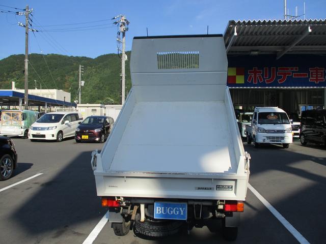 ダンプ エアコン パワステ 5速(8枚目)