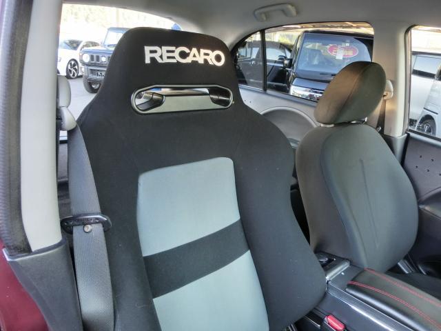 ☆運転席には「レカロシート」が装備されています☆