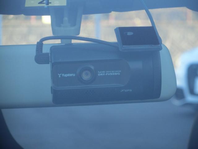 ☆あったら安心!「ドライブレコーダー」も装備されています!☆