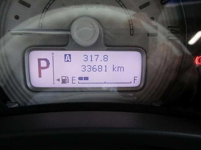 ☆走行33681Km!低走行も魅力のお車です☆