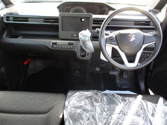 ハイブリッドFX リミテッド 新車保証 走行2398Km セーフティサポート 25周年記念車(6枚目)