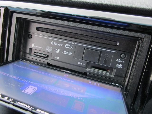 G・Aパッケージ 1年保証 走行16481Km ナビ バックカメラ ブルートゥース接続 フルセグTV DVD再生 クルーズコントロール HIDライト オートライト 革巻きステアリング フロアマット ステアリングスイッチ(12枚目)