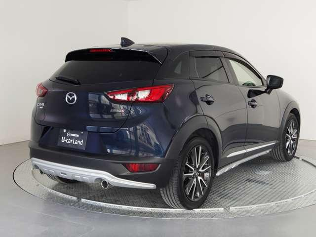 「マツダ」「CX-3」「SUV・クロカン」「山口県」の中古車3