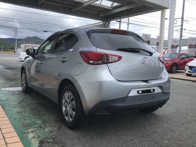 「マツダ」「デミオ」「コンパクトカー」「山口県」の中古車8