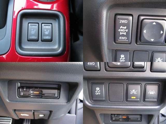 1.6 16GT FOUR パーソナライゼーション 4WD 日産純正メモリーナビ(7枚目)