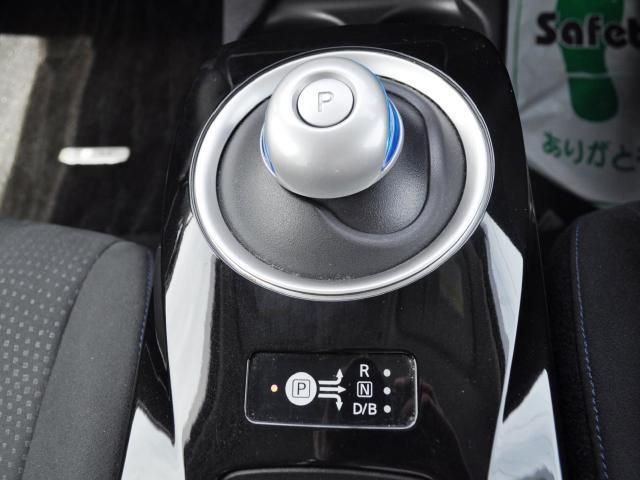 ☆パソコンのマウスのような電制シフト、手首を軽く動かすだけで操作できる、まったく新しい操作感です。