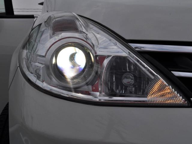 ☆明るさには定評のあるキセノンライトです。夜の運転も安心できます。