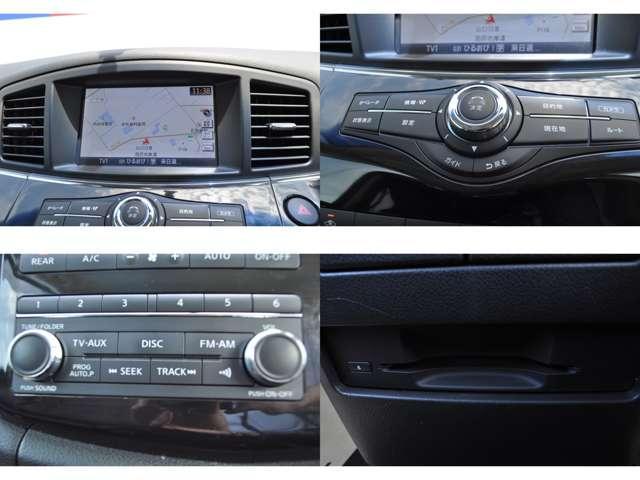 ☆純正HDDナビ、フルセグTVやDVD再生、CD録音など機能も満載。