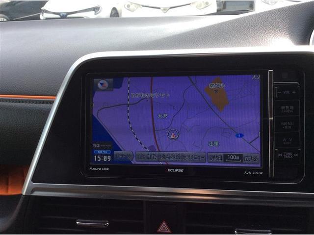 ハイブリッドG フルセグ メモリーナビ DVD再生 バックカメラ 衝突被害軽減システム 両側電動スライド LEDヘッドランプ 乗車定員7人 3列シート ワンオーナー 記録簿(9枚目)