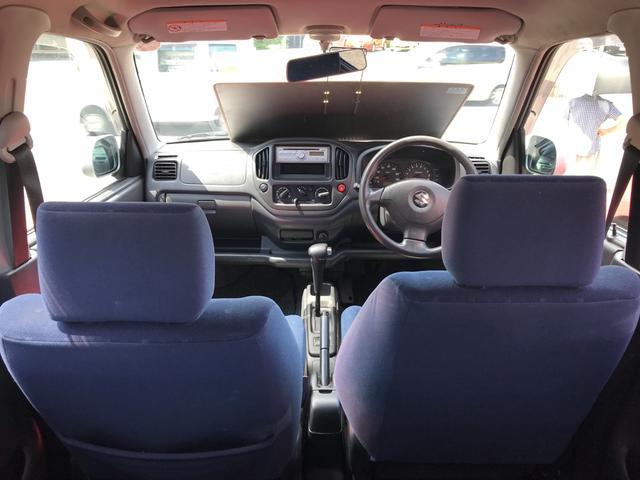 スズキ Kei Bターボ 軽自動車 4WD ターボ エアコン AW14インチ