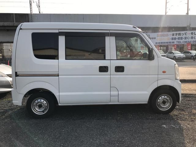 PA 軽自動車 スペリアホワイト AT AC 4名乗り PS(4枚目)
