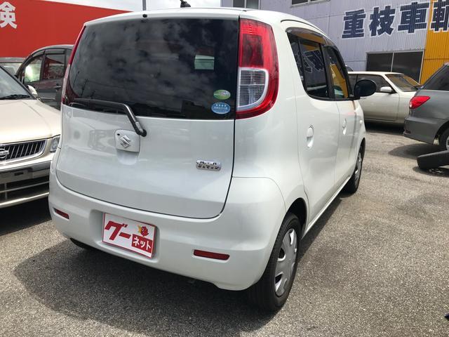 X 軽自動車 パールホワイト AT AC 4名乗り(4枚目)