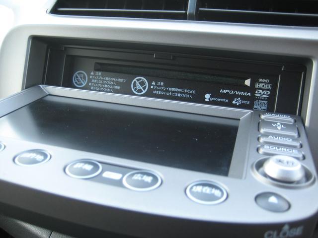 L ワンオーナー禁煙車 純正HDDナビ 地デジTV バックカメラ ビルトインETC スマートキー HIDヘッドライト フロアイルミ オートライト オートエアコン(13枚目)