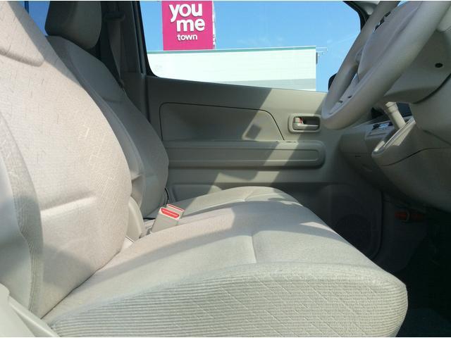 運転席、助手席風景です。一度運転席にお乗り下さいませ。