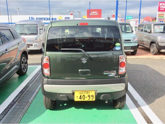 「スズキ」「ハスラー」「コンパクトカー」「山口県」の中古車3