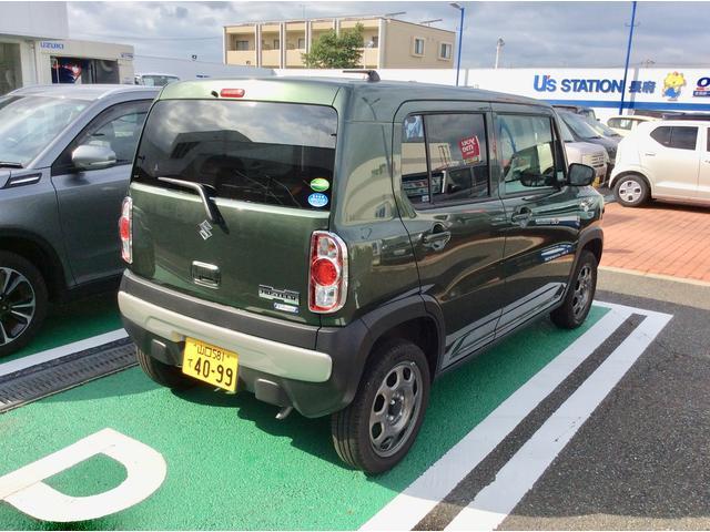 「スズキ」「ハスラー」「コンパクトカー」「山口県」の中古車8