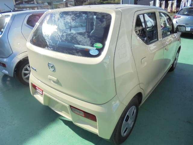 「マツダ」「キャロル」「軽自動車」「山口県」の中古車3