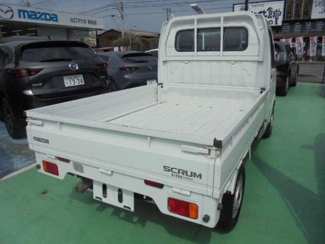 「マツダ」「スクラムトラック」「トラック」「山口県」の中古車3