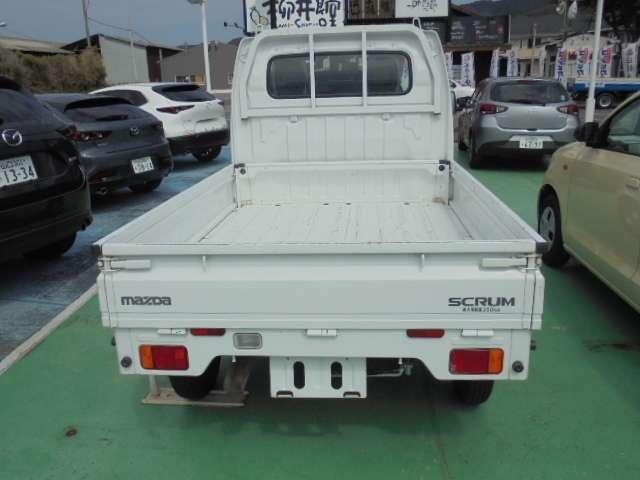 「マツダ」「スクラムトラック」「トラック」「山口県」の中古車4